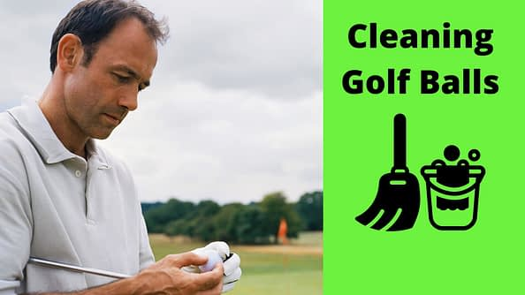 Cleaning Golf Balls