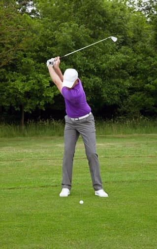A few tips to help you hit better iron shots