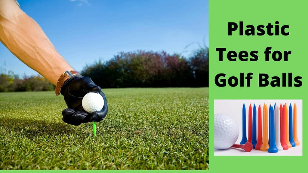 Do Pro Golfers Use Plastic Tees for Their Golf Balls